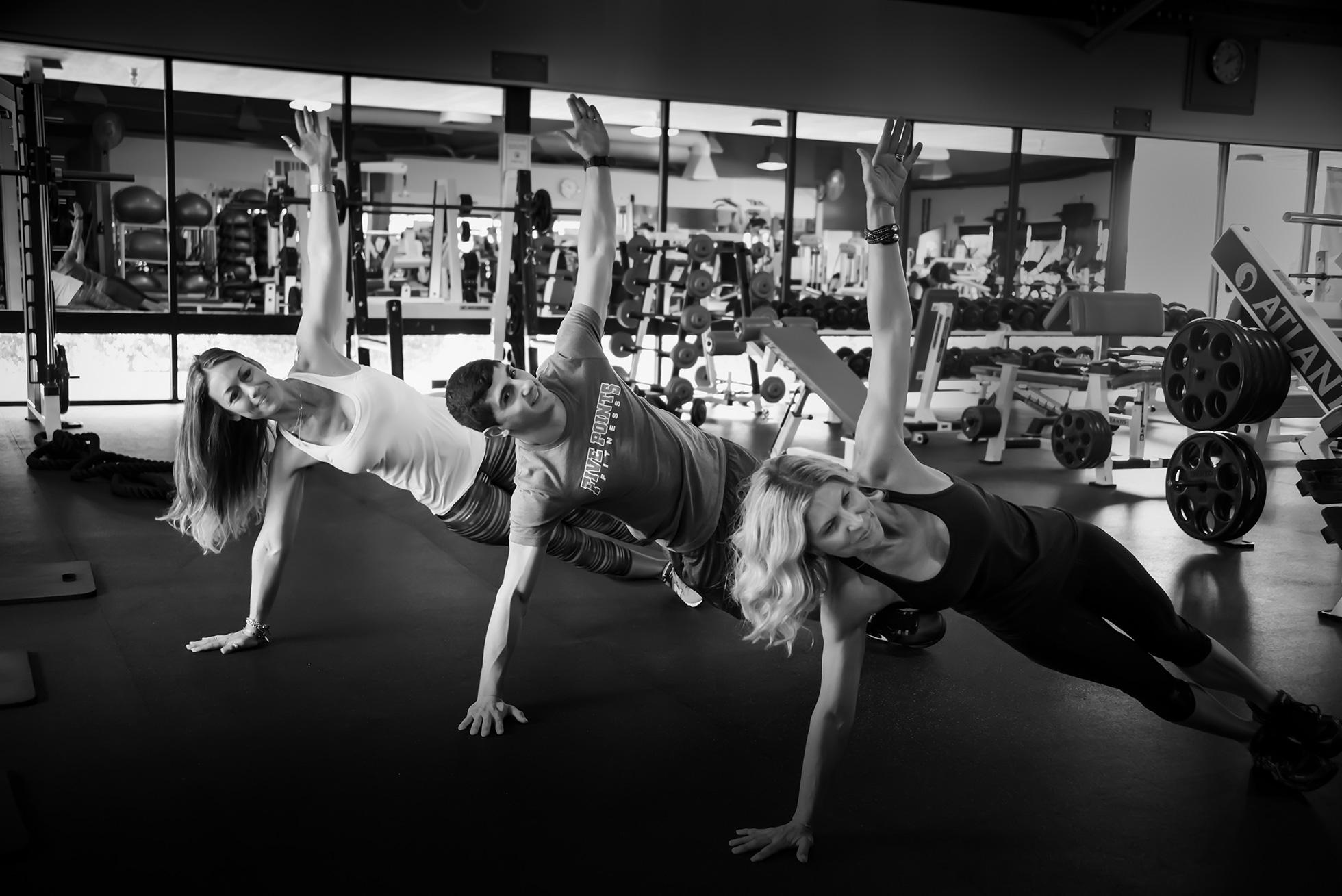 Five Points Fitness – Elite Fitness